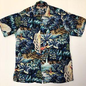 Vintage Polo Ralph Lauren Hawaiian Shirt